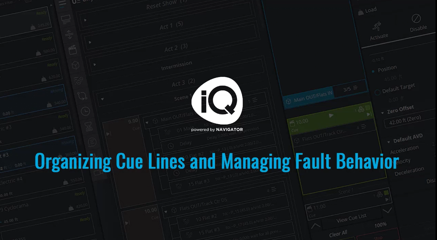 Organizing_Cue_Lines_and_Managing_Fault_Behavior
